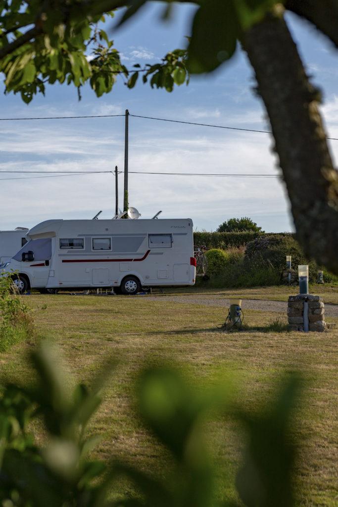 Camping de la ferme du bout du monde